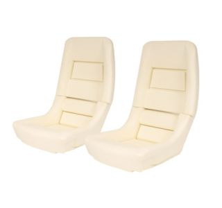 "1978-1982 Corvette Seat Foam Cushion Set (2"" Pleat)"