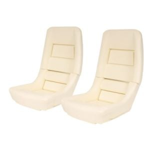 78-82 Seat Foam Cushion Set (4in Pleat)