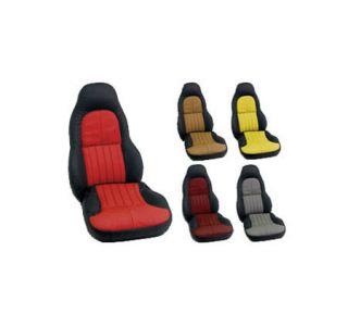 1997-2004 Corvette STD Custom Two-Tone Seat Covers