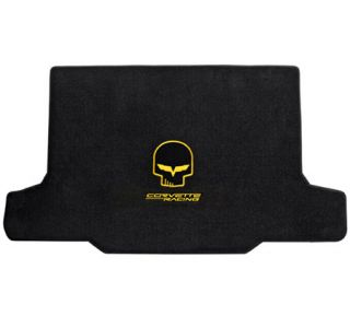 "2005-2013 Corvette Lloyd Ultimat Cargo Mat w/""Jake"" & ""Corvette Racing"""