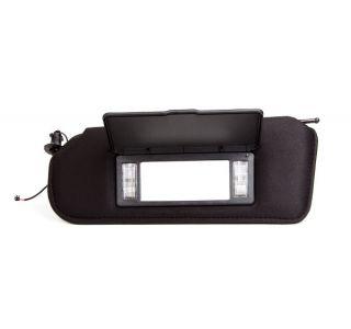 97-99 LH Sunvisor w/ Lighted Mirror
