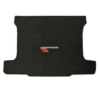 2010-2013 Corvette Lloyd Velourtex Cargo Mat w/Grand Sport Emblem (Red/Black Emblem)