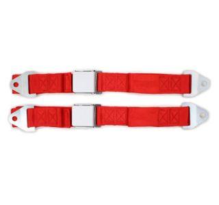1963 Corvette Seat Belts