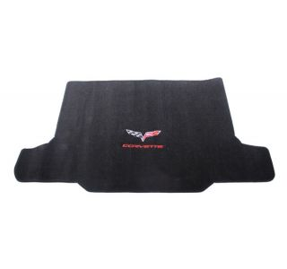 13 Conv Lloyd Ultimat Cargo Mat w/60th Logo & Corvette Script
