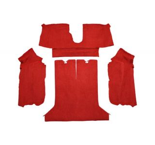 84-87 Coupe Rear Only Carpet Set