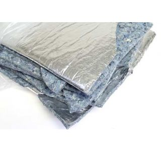 63-67 Coupe AcoustiSHIELD Rear Floor Insulation Kit (Default)
