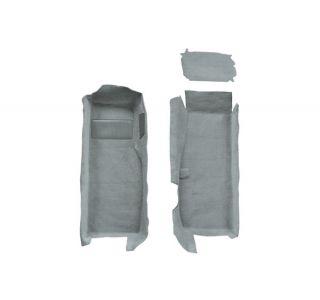 97-04 Front Only Carpet Set - Coupe & Conv (Cut-Pile w/Mass) (InteriorColor)