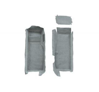 01-04 Z06 Front Only Carpet Set (Cut-Pile w/Mass) (InteriorColor)