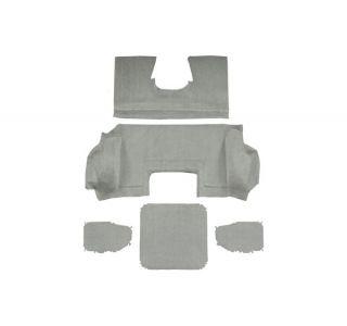 99-00 FRC/Z06 Rear Carpet Set (Cut-Pile w/Mass) (InteriorColor)