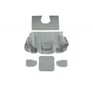 01-04 Z06 Rear Carpet Set (TruVette) (InteriorColor)