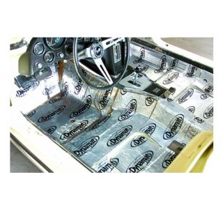 63-67 Dynamat Xtreme Floor Sound Deadening Kit