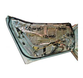 68-82 Dynamat Xtreme Door Sound Deadening Kit