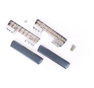 63-64 Door Panel Arm Rest Assembly (Dark Blue)