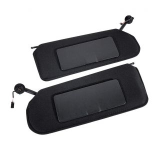05-13 Sunvisors w/Lighted Mirrors & Homelink Control