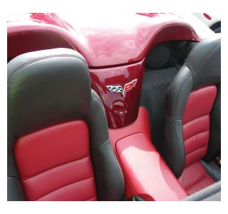 05-11 Two-Tone Sport Seat Cover Set (100% Leather)