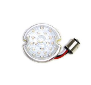 53-62 LED Park Light Lens - Clear (Default)