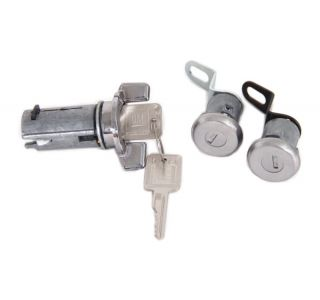 69-73 Ignition & Door Lock Set
