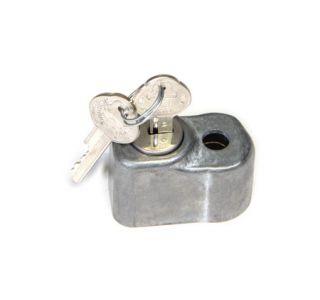1968 Corvette Spare Tire Lock w/GM Round Keys