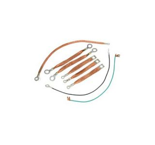 1961-1962 Corvette Ground Strap Kit