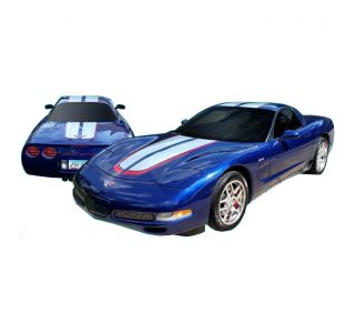 04 Z06 Commemorative Edition Decal Set