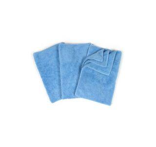Corvette Super Plush Microfiber Polishing Towels (3 Pack)