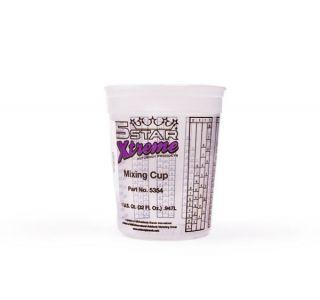 Plastic Mixing Cup - Quart