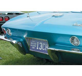 1963-1966 Corvette Tail Light Panel (PM)
