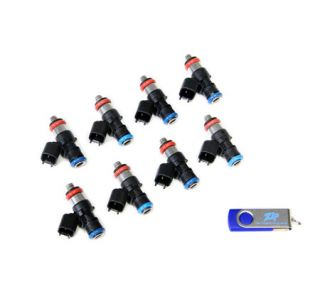 06-13 LS3/LS7 Zip 58lb Fuel Injectors (Default)