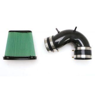 14-18 LT1 Carbon Fiber Air Intake Duct w/Green Filter