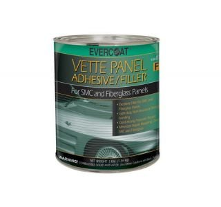 Fiberglass Adhesive/Body Filler - Quart (Default)