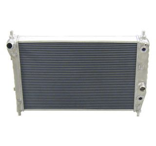 2005-2013 Corvette w/Auto non Z51, 2007-2012 Corvette Z51 & 06-12 LS7 Direct Fit Aluminum Radiator