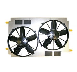 97-04 SPAL Dual Fan Kit w/Shroud (Default)