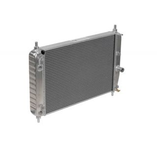 2005-2013 Corvette Direct Fit Aluminum Radiator w/EOC