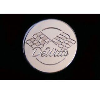 53-13 Dewitt's Billet Aluminum Radiator Cap - Round (Default)