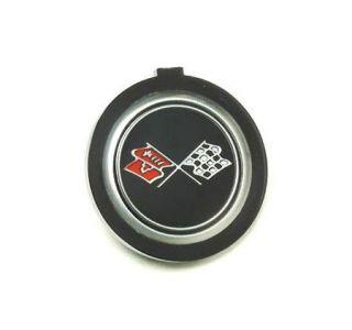 1976-1979 Corvette Horn Button Emblem