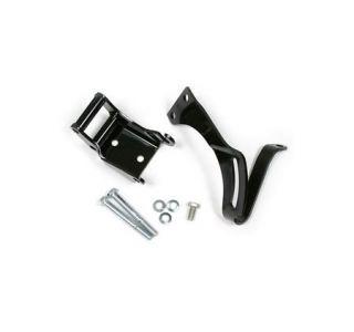 1963-1982 Corvette 327/350 Power Steering Pump Bracket & Brace Kit