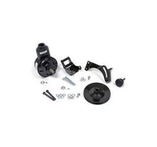 1963-1968 327 Base & 1969-1974 350 w/AC Corvette Power Steering Add-On Kit (For Use with Borgeson or Steeroids)