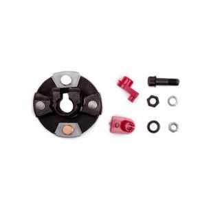 67-69E Steering Column Coupler - Lower w/ Rag Joint
