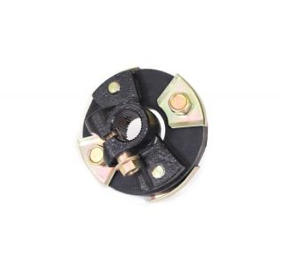 67-69E Steering Column Coupler - Lower w/Rag Joint