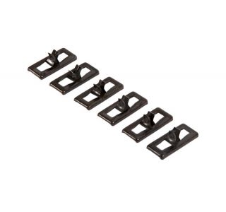62 Radiator Support Seal Clip Set