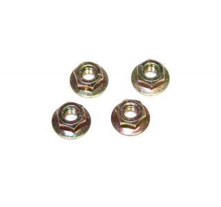 68-82 Outer Door Handle Retaining Nuts
