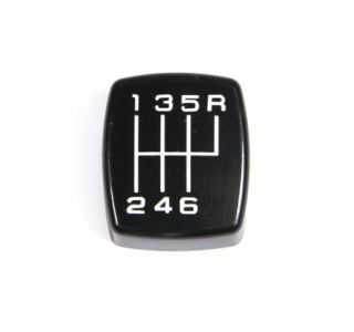 1997-2004 Corvette 6-Speed Shifter Knob Button/Indicator