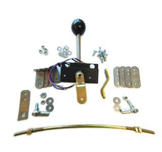 58-64 Shiftworks Smoothie Auto Shifter Assembly (4L60E, 4L65E, 4L70E, 4L75E, 4L80E)