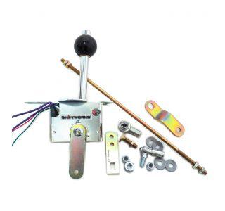 65-67 Shiftworks Smoothie Auto Shifter Assembly (6L80E, 6L90E)