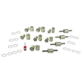 97-13 aFe Control Steel Frame Spherical Control Arm Bearings Se (Default)