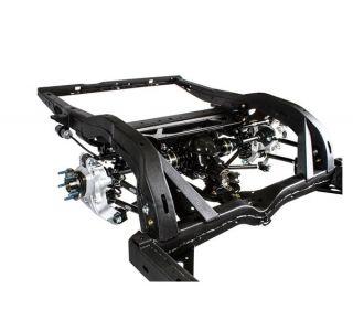 63-79 DSE Deca-Link Rear Suspension (Double-Adjustable Shocks, 17 Spline Axle, 600hp Halfshafts)