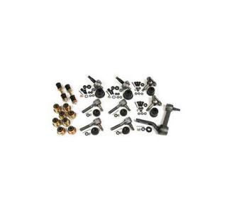 1963-1982 Corvette Front Suspension Deluxe Rebuild Kit (Polyurethane)