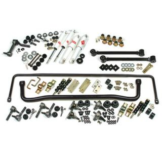 1963-1979 Corvette Performance Suspension Package