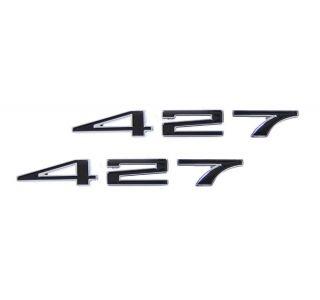67-69 4-2-7 Hood Emblems