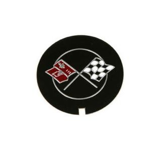 1970-1982 Corvette Valve Cover Emblem Decal